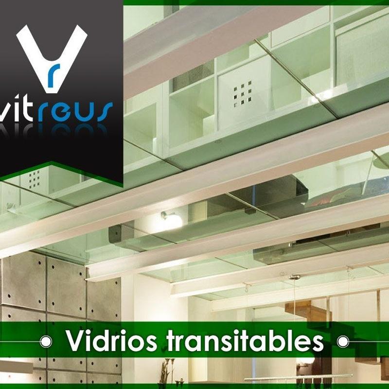 Vidrios transitables: Servicios de Vitreus - Vidres i Miralls
