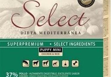 Select Puppy Mini 800 gr.