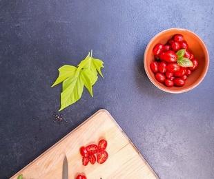 Menús de cocina creativa