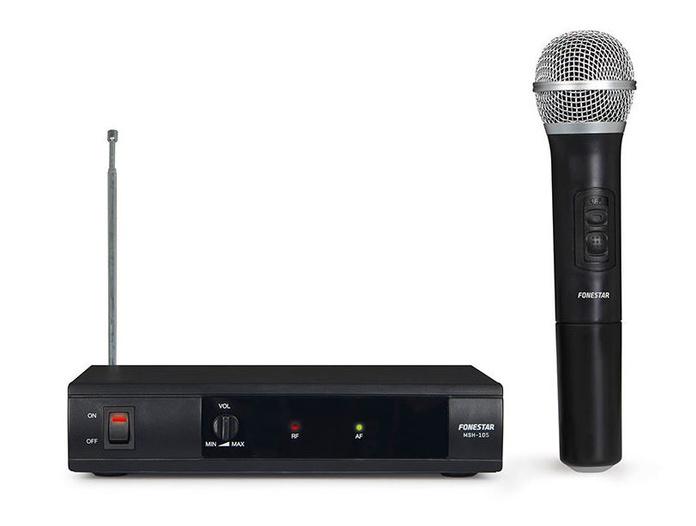 MICROFONO INALAMBRICO MSH-105: Nuestros productos de Sonovisión Parla