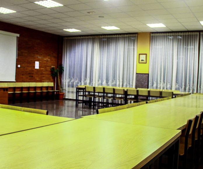 Sala Multiuso: SERVICIOS QUE OFRECEMOS de Residencia Universitaria Don Bosco
