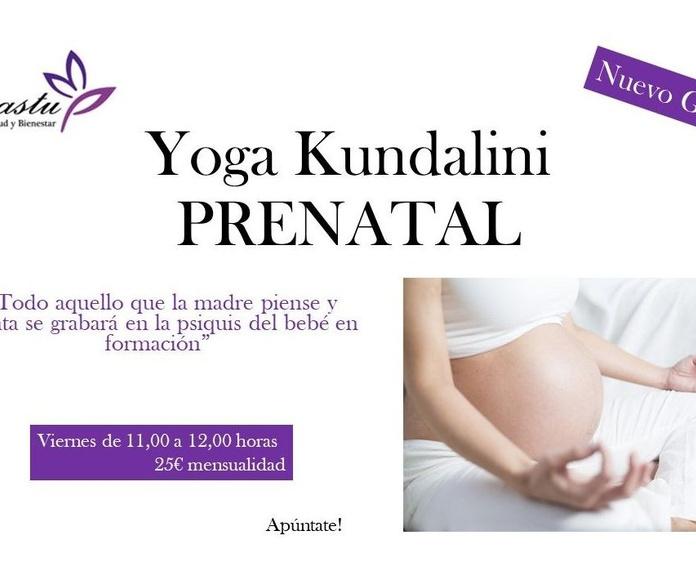 Nuevo Grupo de Yoga Kundalini PRENATAL
