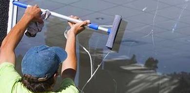Servicio de limpieza a comunidades