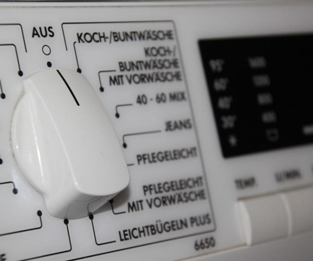 ¿Usas tu lavadora de forma eficiente?