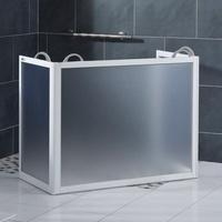 Mampara de ducha portátil