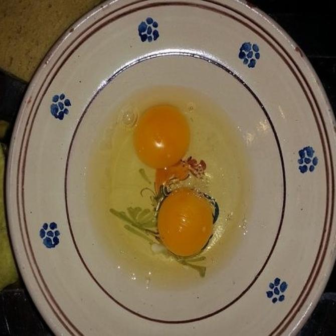 Sencillas recetas con claras de huevo
