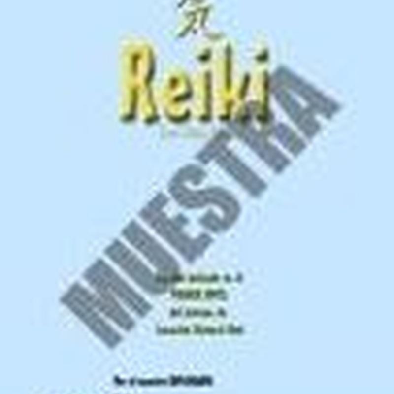 Diploma de la Federación de Reiki