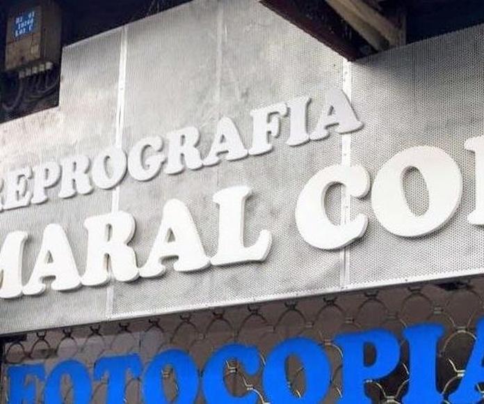 Letras Corpóreas - Bravo Deco