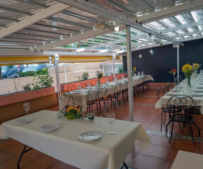 Cenas para grupos Santa Cruz de Tenerife