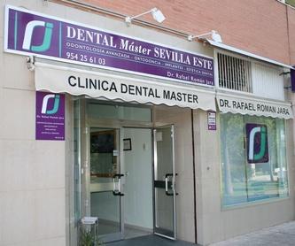 Clínica dental Máster, Sevilla