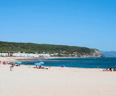 Playa de Matisucia