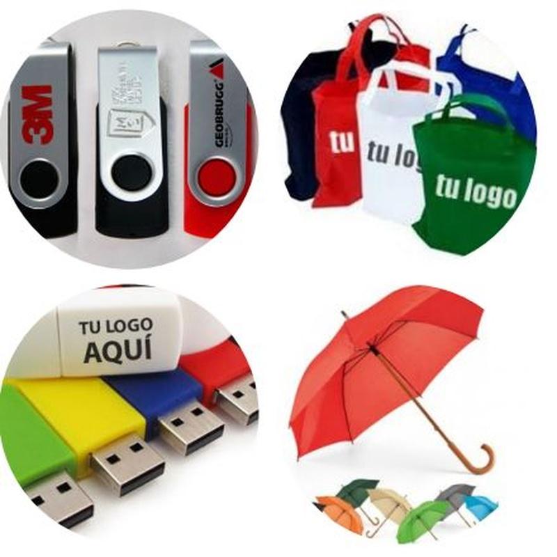 Personalización de artículos: Catálogo de Angava