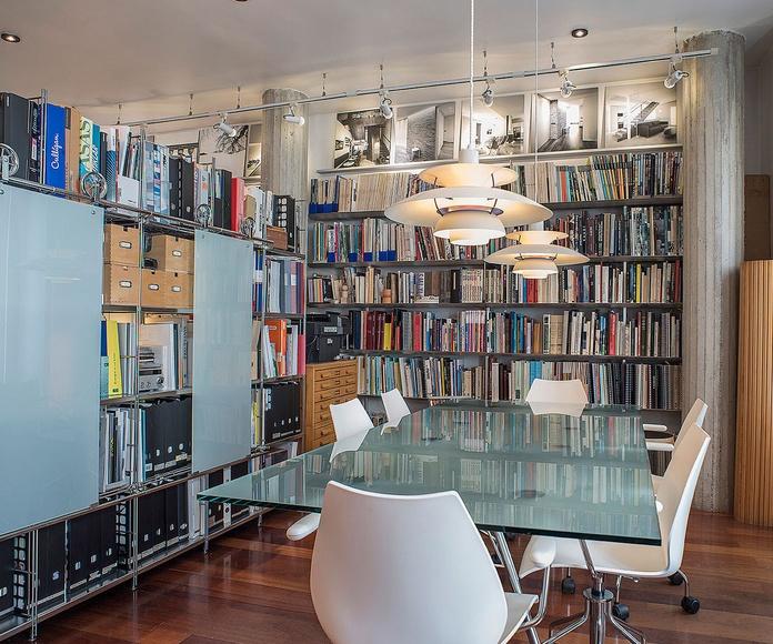 Architect Sitges Office Studio FPM Arquitectura