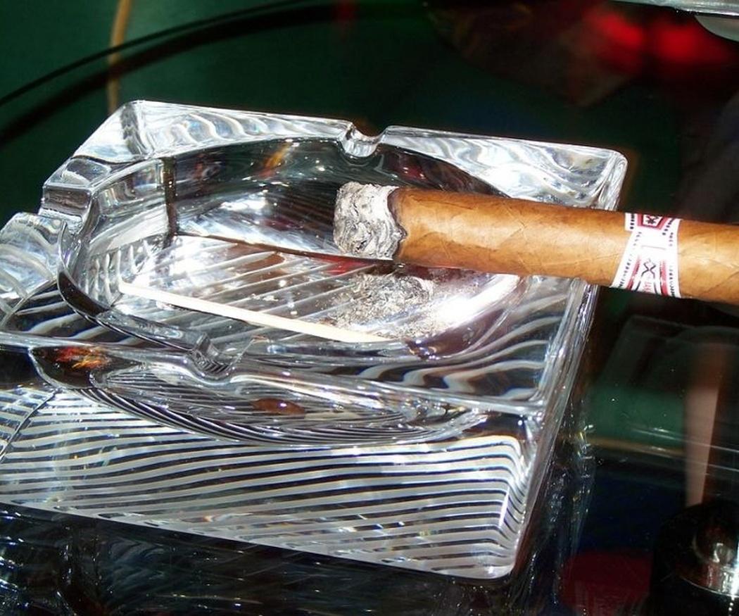 Famosos fumadores de puros