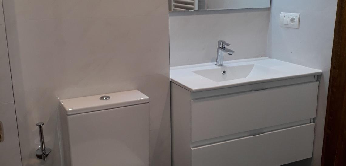 Reformas de baños en Santander