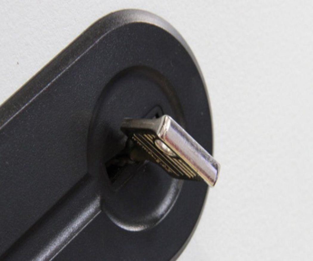 Los tipos de amaestramientos de llaves