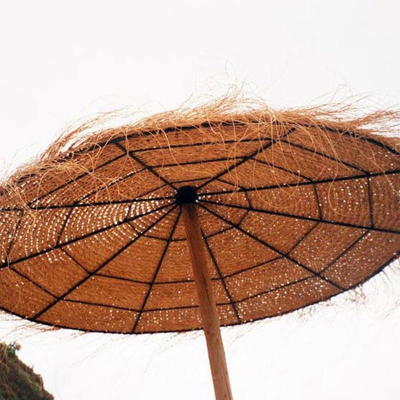 Sombrillas de esparto: Productos de Cañizos Andalucía