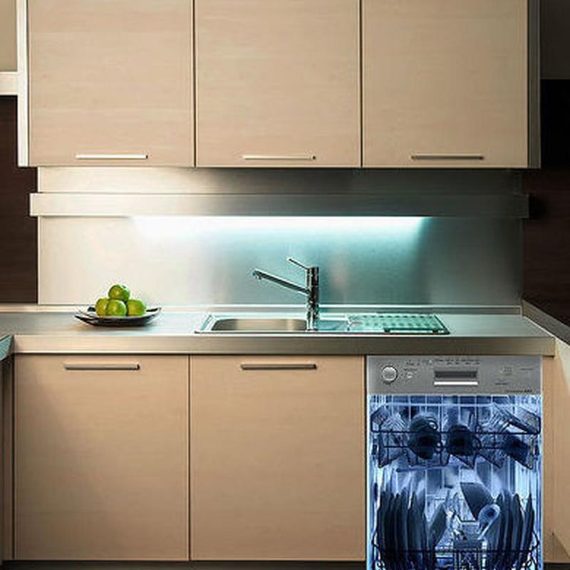Electrodomésticos: Productos de Novolar