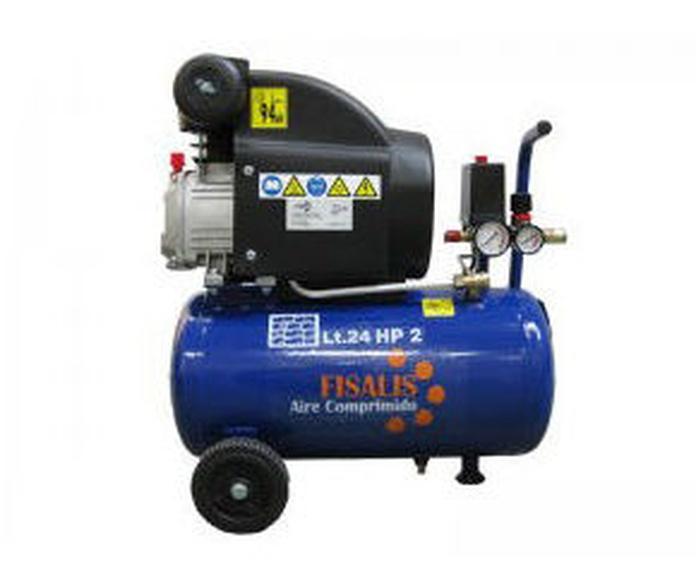 Compresor a piston serie CC