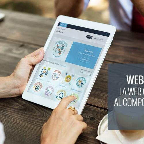 Web Step, la web que evoluciona con tu negocio