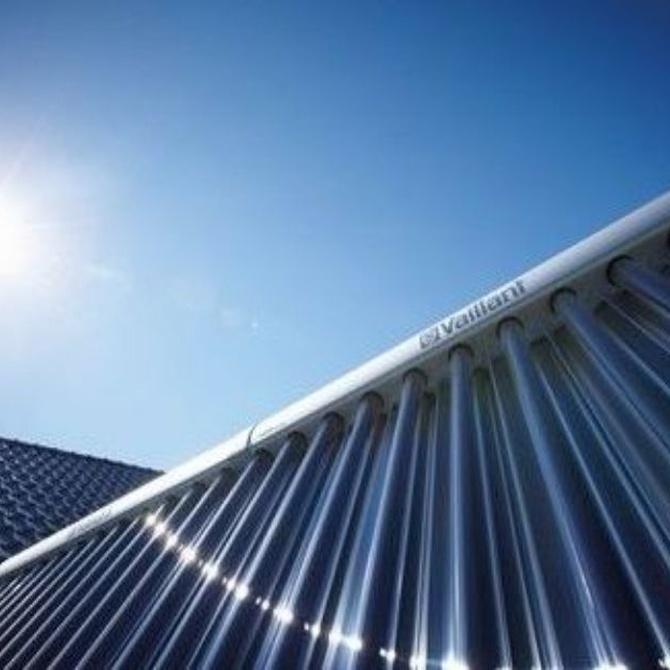 Las ventajas de la energía solar