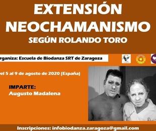 Extensión Neochamanismo en Biodanza según Rolando Toro Araneda