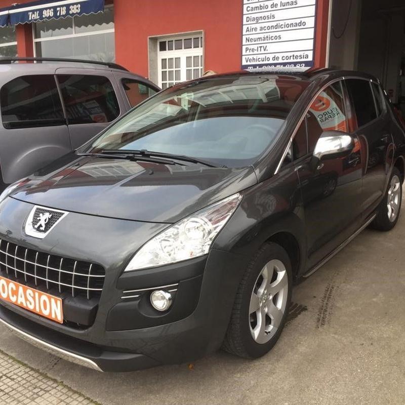 Peugeot 3008 1.6HDI 111CV:  de Ocasión A Lagoa