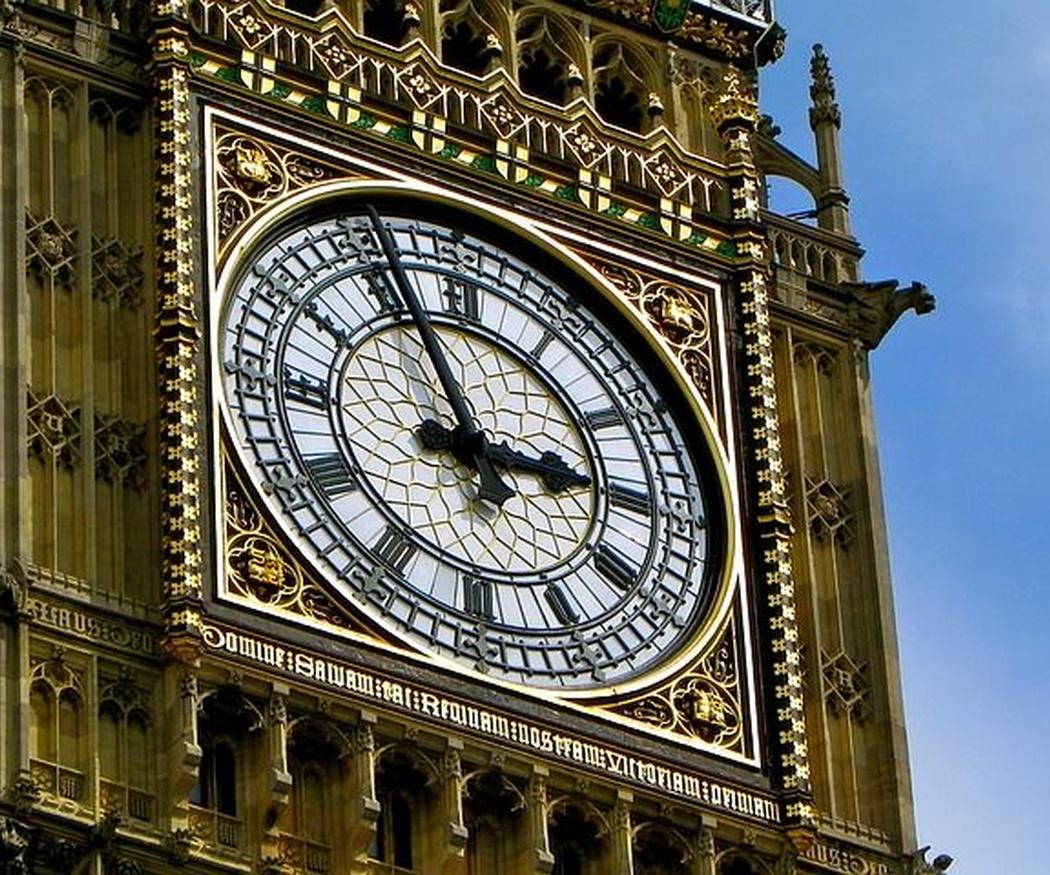 El Big Ben y otros campanarios famosos