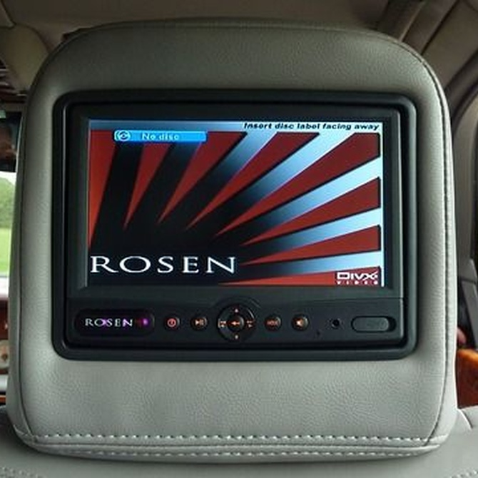 Descubre los distintos tipos de pantallas para coches