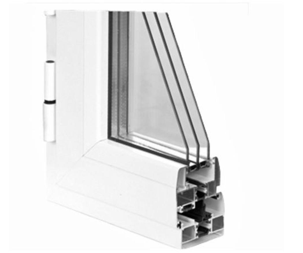 Puntos fuertes de las ventanas de aluminio con RPT