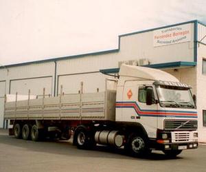 Especializados en transportes de cargas completas