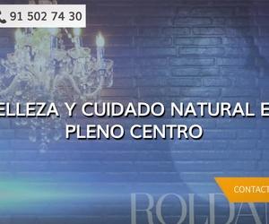La mejor peluquería de Chueca | Salón Roldán