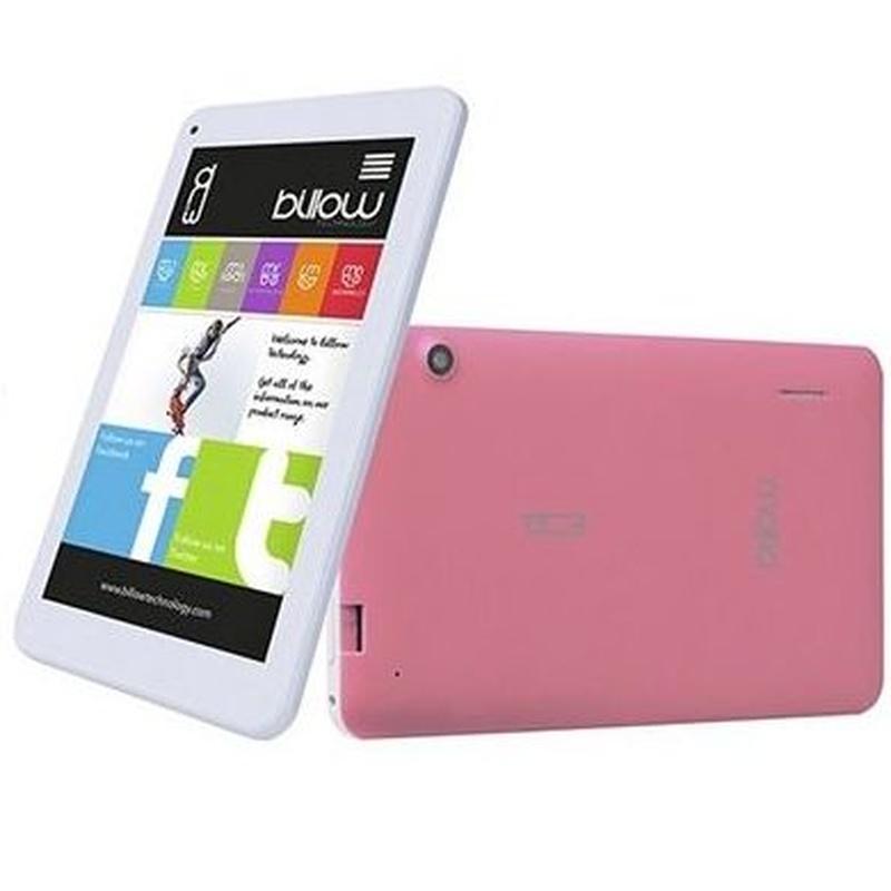 """Billow Tablet 7"""" X702P QC 8GB 1.4GHz Rosa : Productos y Servicios de Stylepc"""