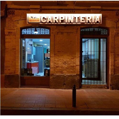 Carpinterías Zaragoza