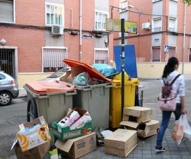 Las multas por limpieza se cuadriplican en los últimos seis meses