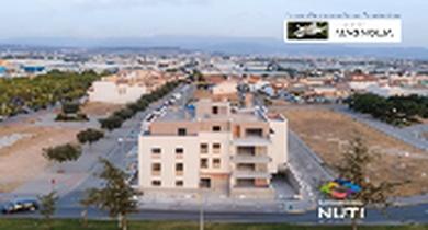 Edificio Magnolia de Albolote, Nuti Metropolitano en Agosto 2020. Asómate a la sensación de vivir