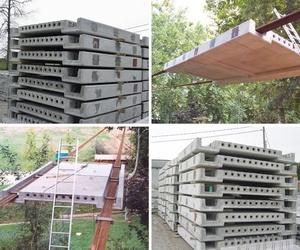 Fabricación de prefabricados de hormigón en Asturias