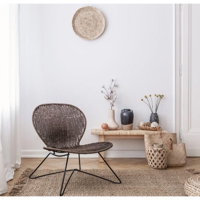 Mimbre, una opción decorativa perfecta para cualquier espacio