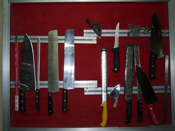 Cuchillos: Servicios de Robleda E Hijos