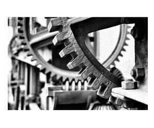 Construcción maquinaria industrial