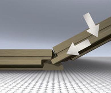 Tecnologia uniclic para suelos laminados: Para una instalación Rápida y Sencilla