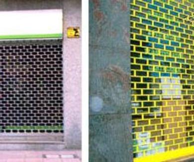 Puertas metálicas Bilbao