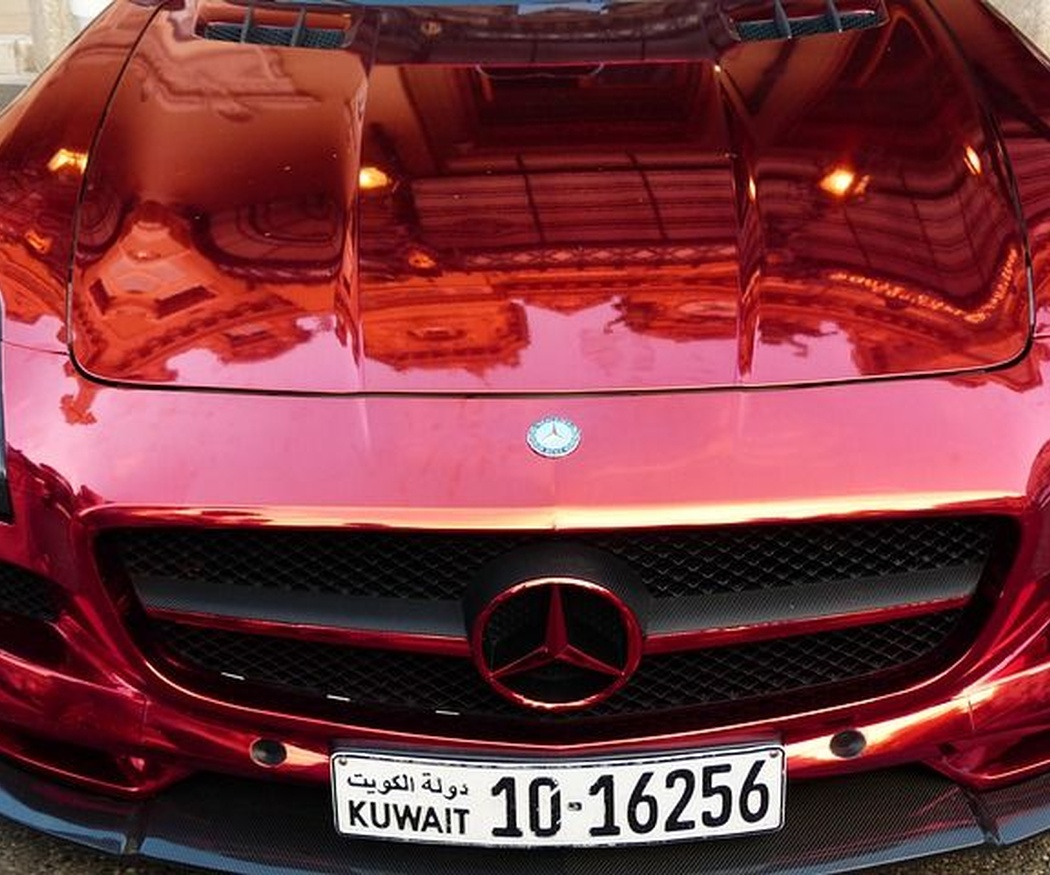 Curiosidades sobre las matrículas de coche en España
