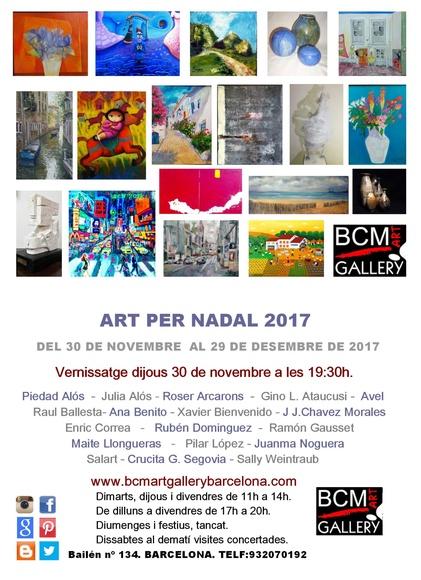 ART PER NADAL 2017