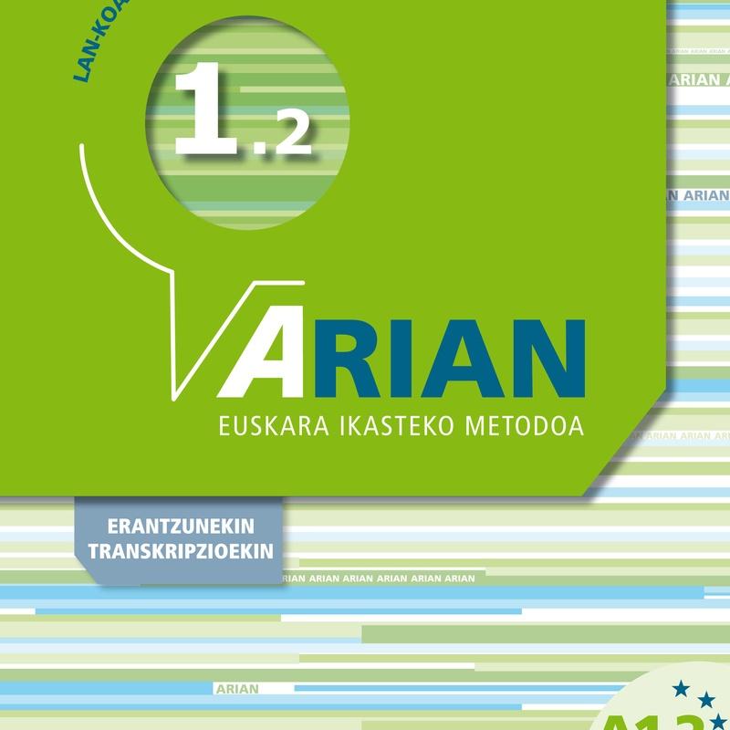ARIAN A1.2 LAN KOADERNOA ETA ERANTZUNAK