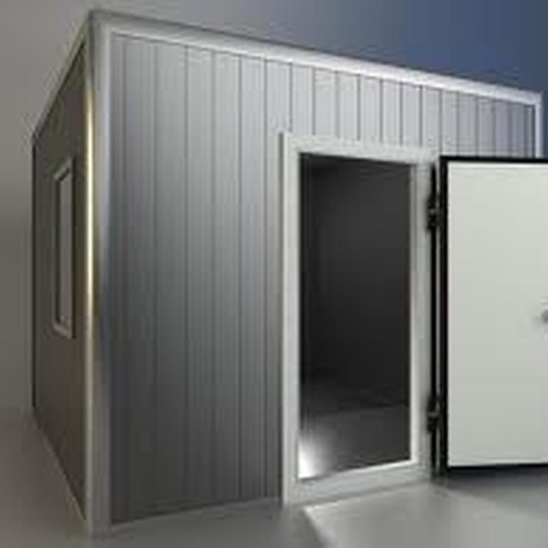 Camaras frigorificas: Catálogo de Polimak