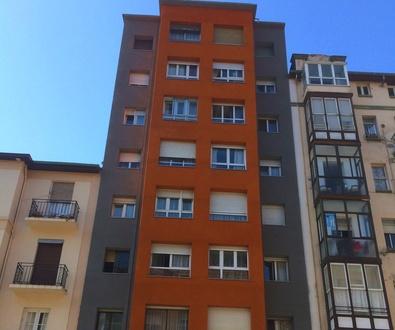 SATE Aislar fachadas Santander-Torrelavega.