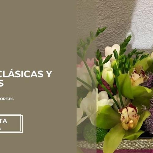 Floristería para eventos Pamplona | Floristería Lislore