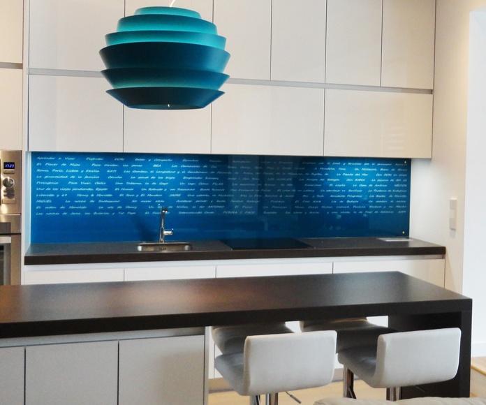 Reformas de cocinas: Muebles de cocina y reformas de Luxe Cocinas