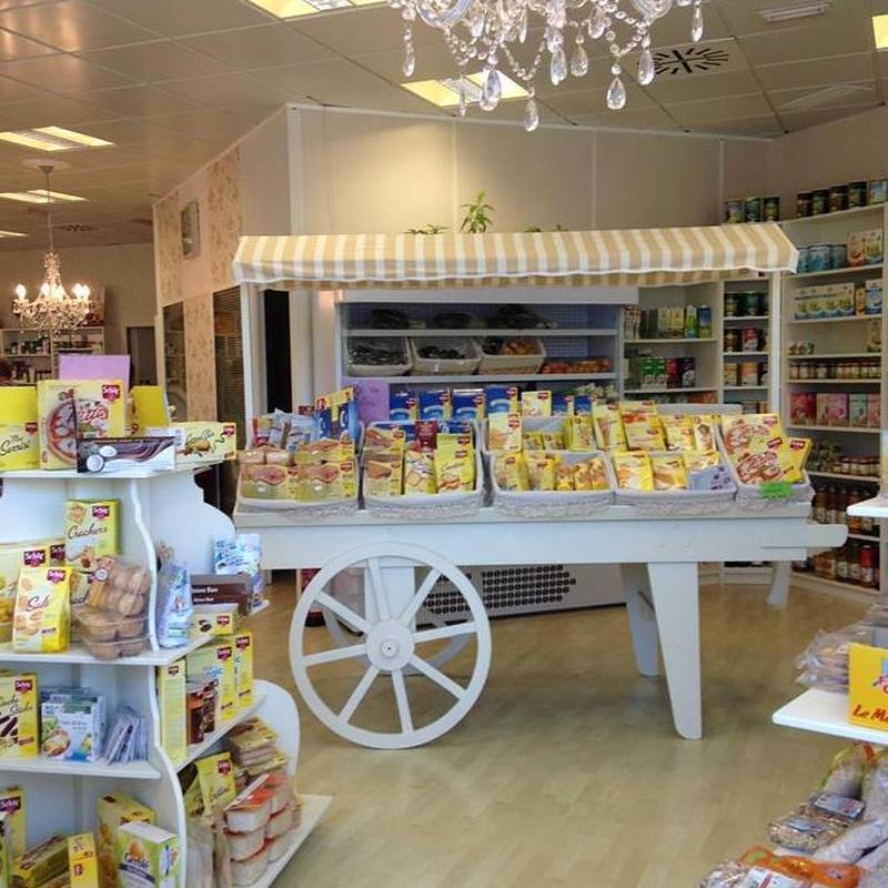Productos Sin Gluten: Productos y servicios de Herbolario Loto Dorado